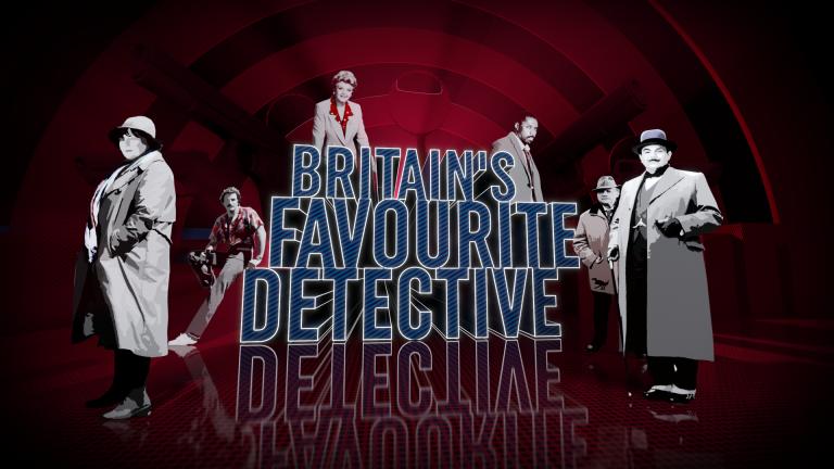 Britain's Favourite Detective - ITV - 1 x 120' - TX August 2020